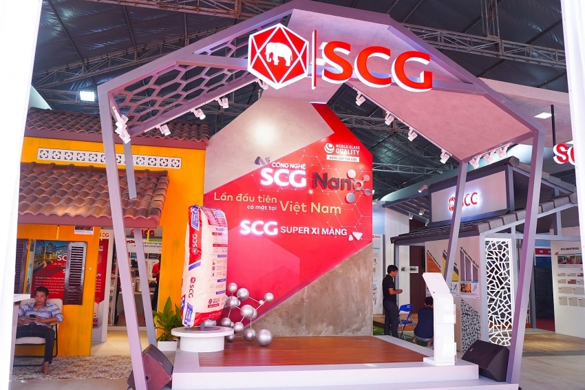 SCG showcases series of solutions for sustainable living space at Vietbuild Danang 2019