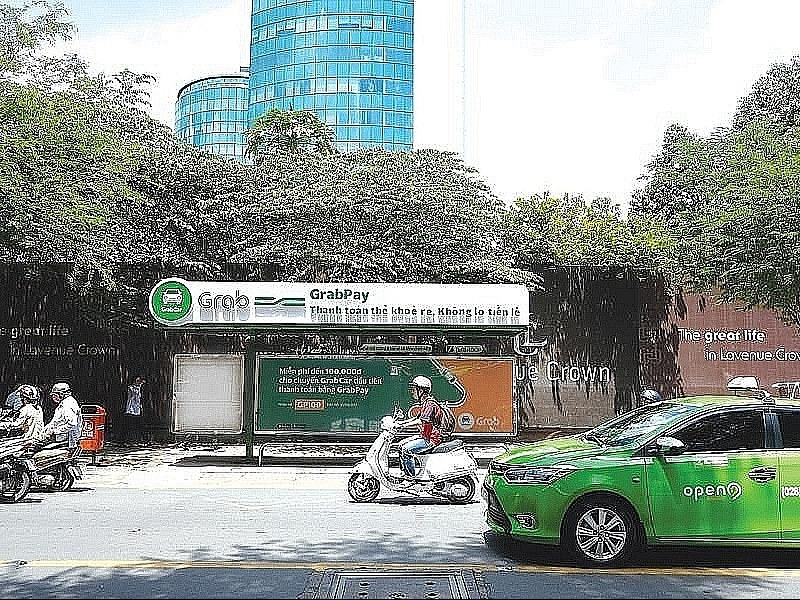 Grab fined for VND120 million