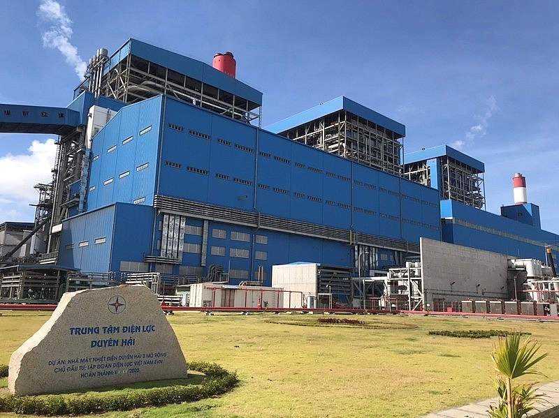 expanded duyen hai 3 thermal power plants to go into commercial operation this month