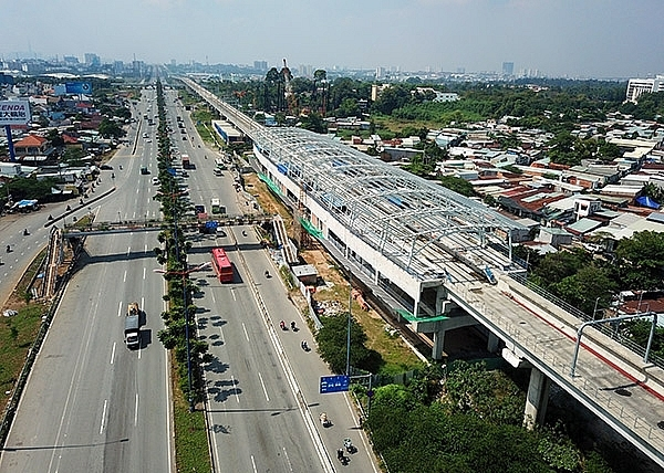 Pre-feasibility report of $1.7 billion Metro Line 5 in Ho Chi Minh City awaits approval