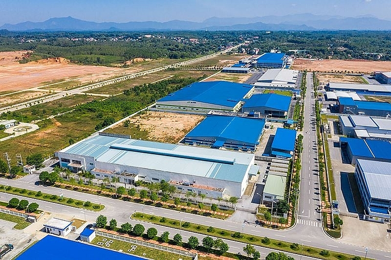 Gelex gives up logistics core to widen foothold in industrial park development