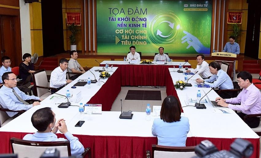 vir seminar restarting the economy to stimulate demand on consumer finance