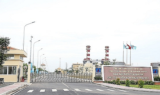 nhon trach 2 thermal power plant under dual pressures