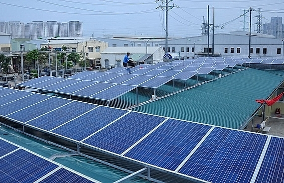 binh dinh welcomes 63 million solar farm