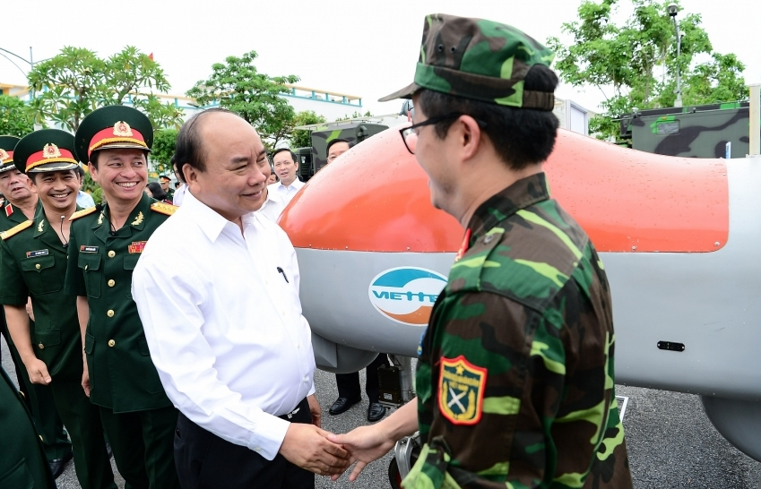 Prime Minister: the country needs more Viettel