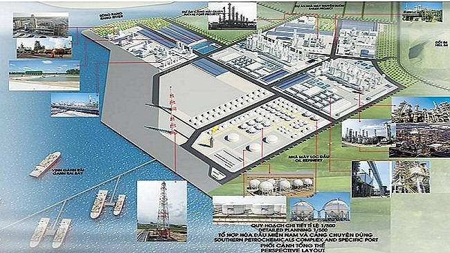 samsung wins epc contract for long son petrochemical complex