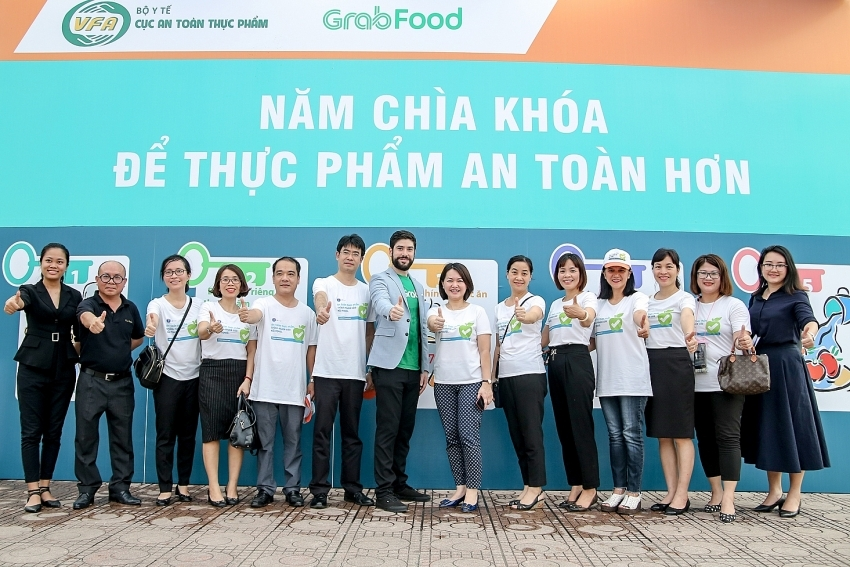 WHO, VFA, and Grab celebrate first World Food Safety Day in Vietnam