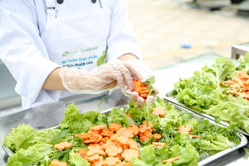 who vfa and grab celebrate first world food safety day in vietnam