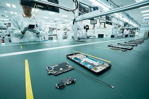 vingroup starts construction of vinsmart manufacturing plant