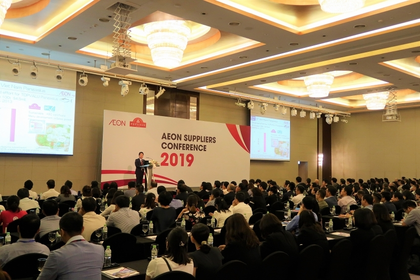 AEON holds first supplier conference in Hanoi