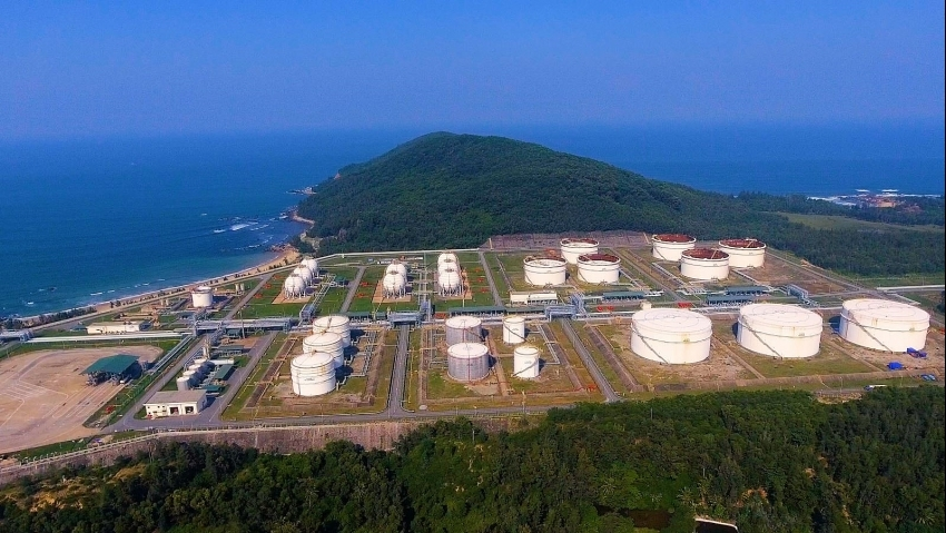 Foreign ownership ratio in Binh Son Refinery slips