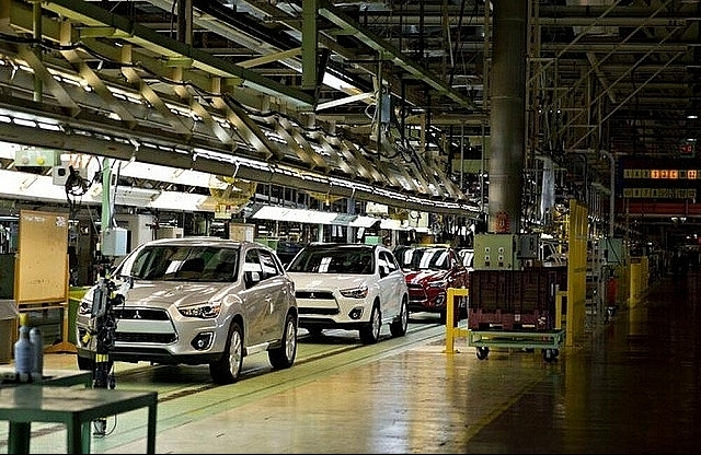 Mitsubishi Motors plans to develop automobile manufacturing in Binh Dinh