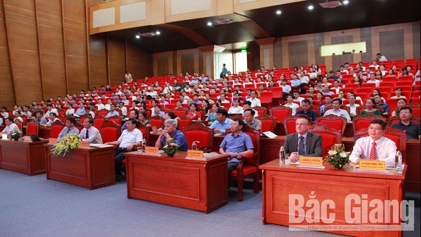 Bac Giang expects to improve PCI score in upcoming years