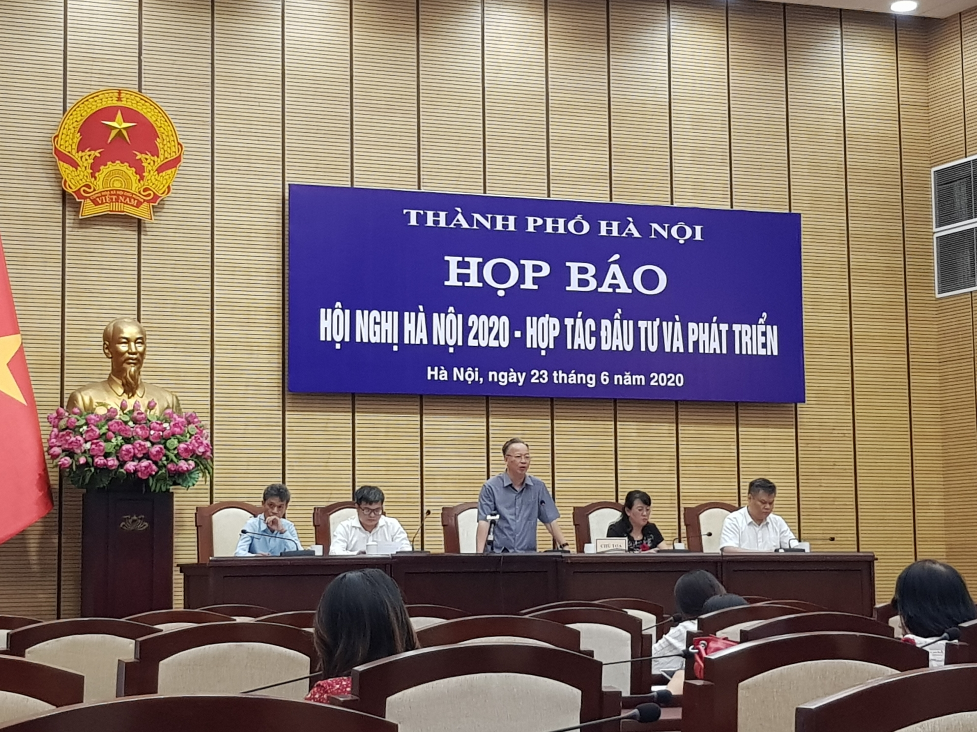Hanoi Investment and Development Co-operation Conference to welcome 1,200 investors