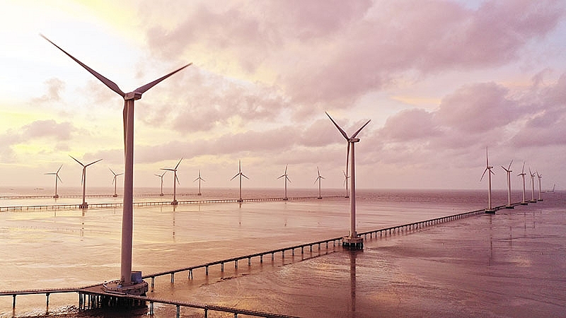 Offshore wind farms worth USD billions line up for approval