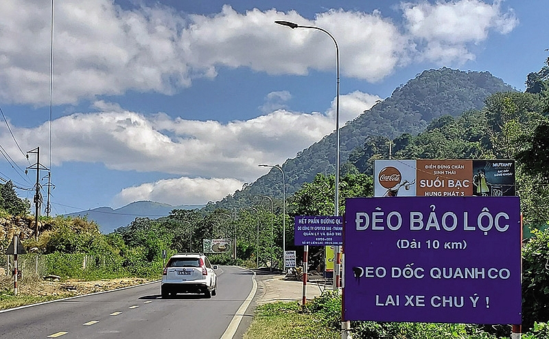 Lam Dong to develop VND4.5 trillion Tan Phu-Bao Loc Expressway