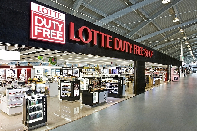 lotte duty free opens second outlet in vietnam