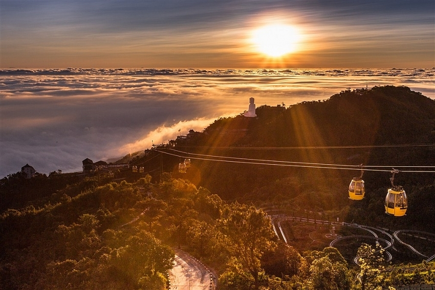 Ba Na Hills – growth from a cable car system
