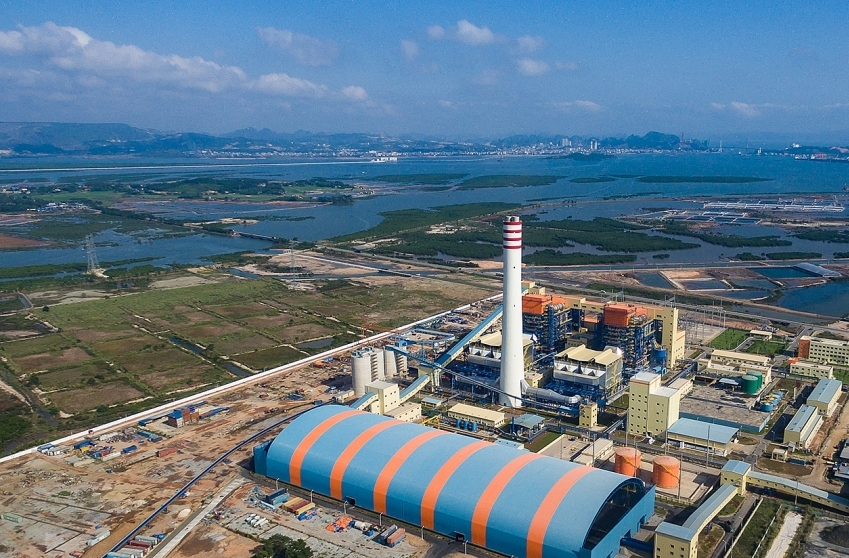 New thermal power plant helps soothe Vietnam's thirst for electricity