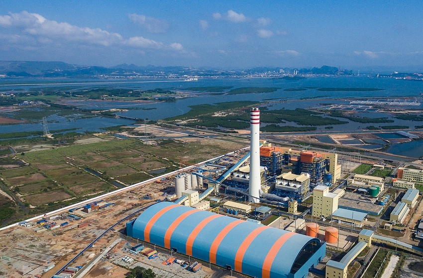 new thermal power plant helps soothe vietnams thirst for electricity