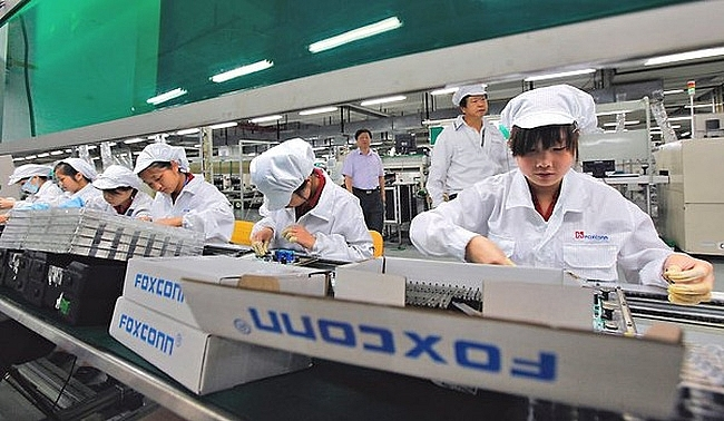 Whether Apple to build nest in Vietnam?