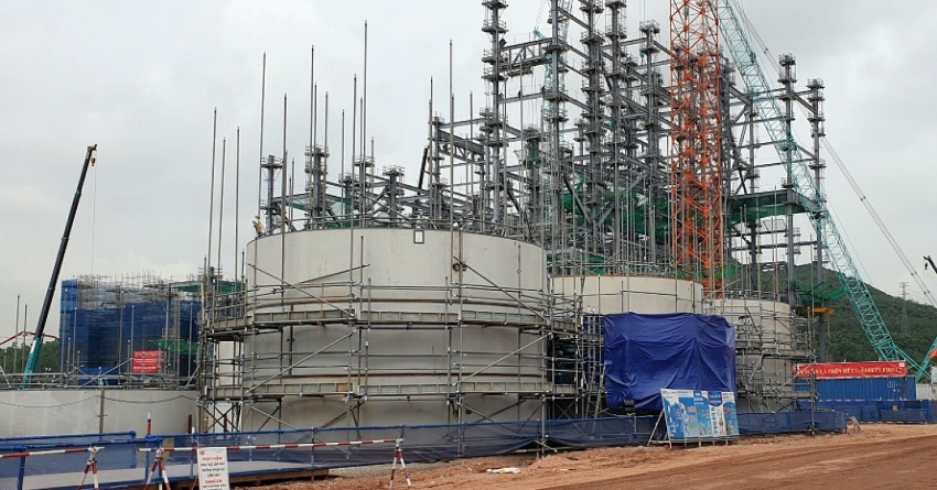 bot thermal power projects rush to meet target