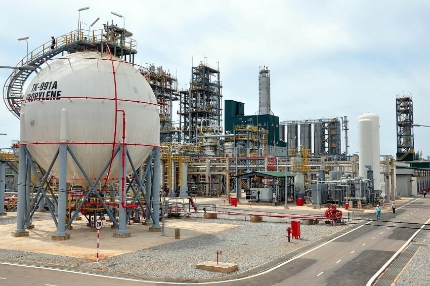 Binh Son Refinery reports $185 million in net loss