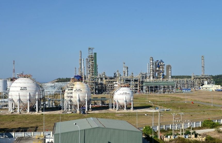 Binh Son Refinery reports $130 million in profit in first half