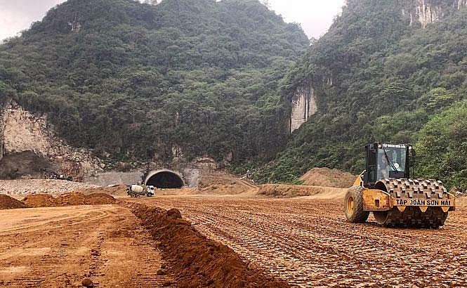 Nghi Son-Dien Chau section of North-South Expressway to be kicked off this month