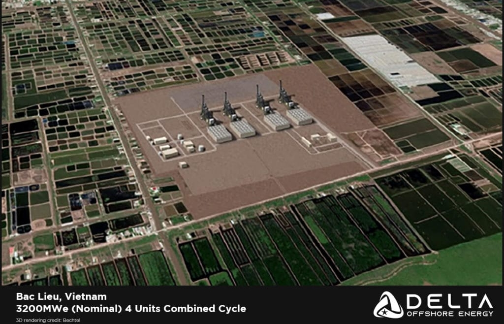 3,200MW LNG Bac Lieu inches closer to starting construction thanks to FEED contract