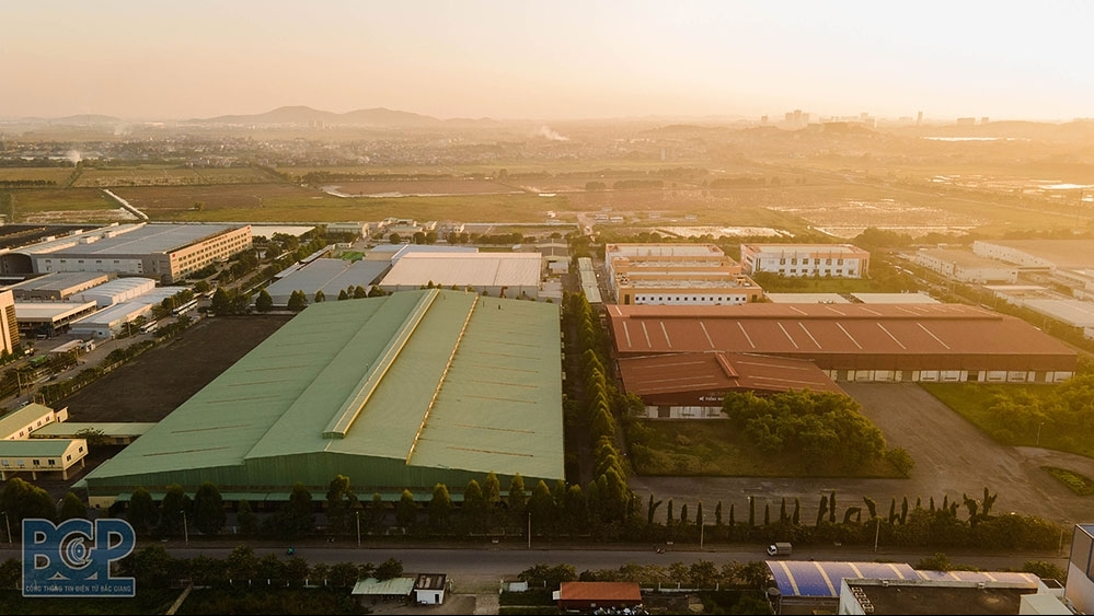 Bac Giang approves planning for four IZs on same day