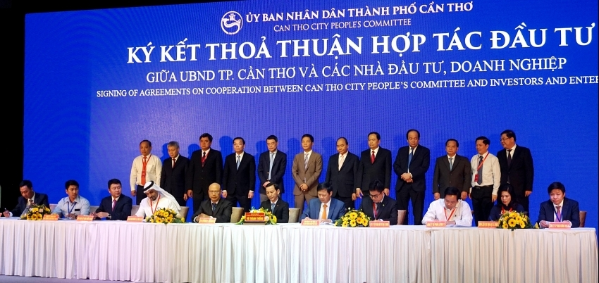 Can Tho becomes an ideal investment destination
