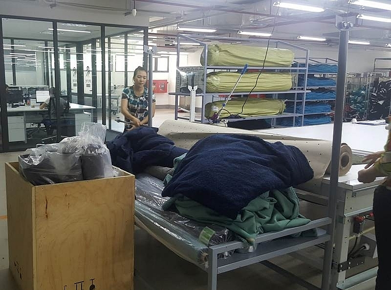Japanese textile and apparel makers sets solid foothold in Vietnam
