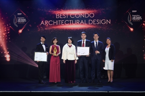 dulux professional supports vietnam property awards for third year