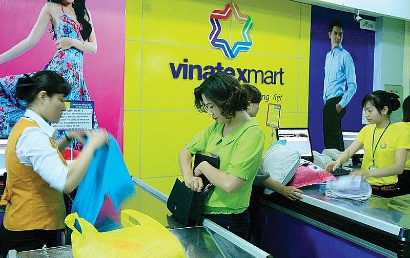 Vinatex facing difficulties in past two quarters