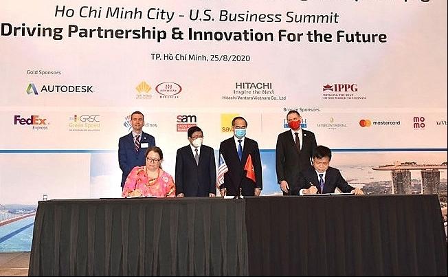 USTDA, Ho Chi Minh City to partner on smart city project