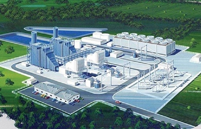 Phase one of LNG Ca Na Power Centre at risk of missing construction schedule