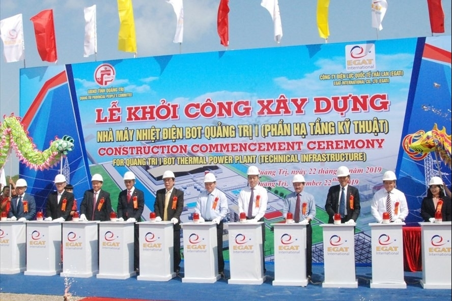Construction of Quang Tri 1 thermal power plant deemed unfeasible
