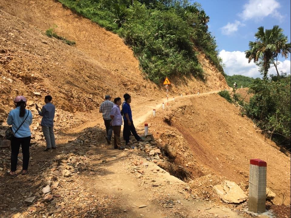 Belgium extends natural hazard management support to Quang Nam