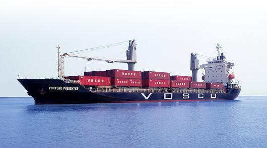 Leading Vietnamese ocean shipping enterprise flooded by losses