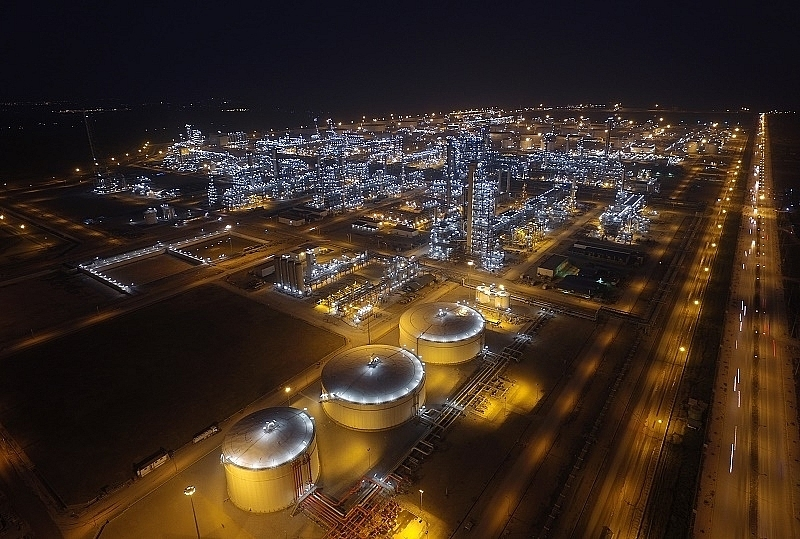 Nghi Son refinery starts commercial operation in November