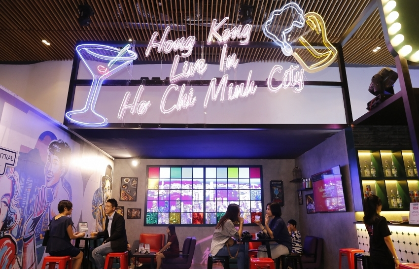 Hong Kong's vibrant and unique lifestyle launches in Ho Chi Minh City