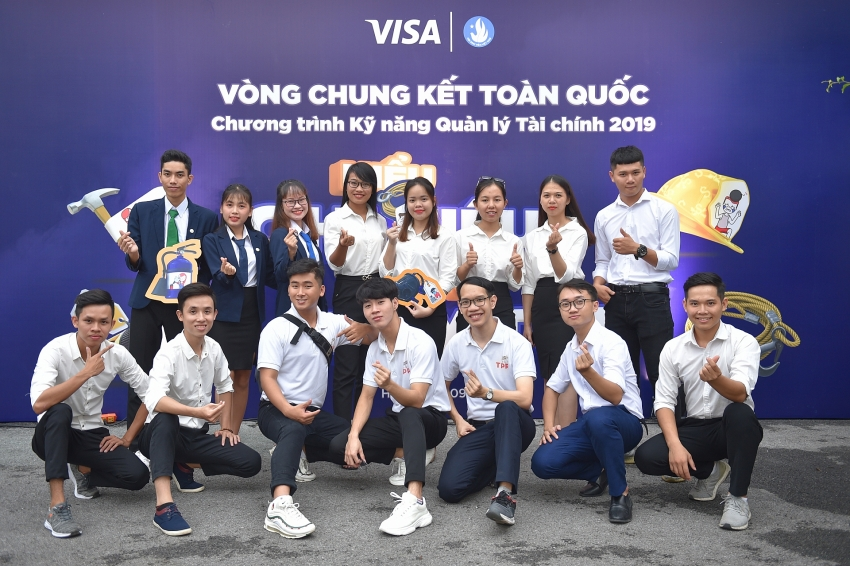 visa ccvsas 2019 practical money skills programme draws to a close