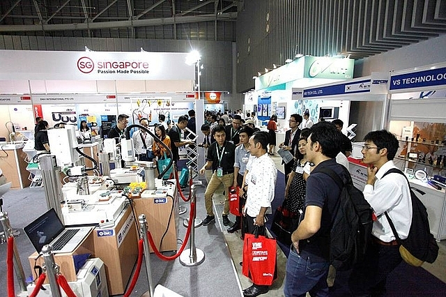 NEPCON Vietnam 2019 links supporting enterprises with the world
