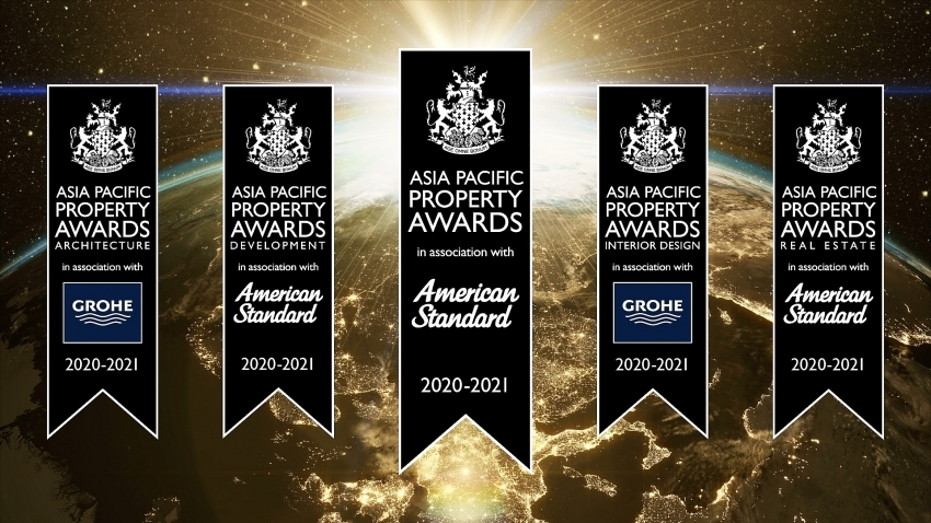 LIXIL announces winners of Asia-Pacific Property Awards 2020-2021