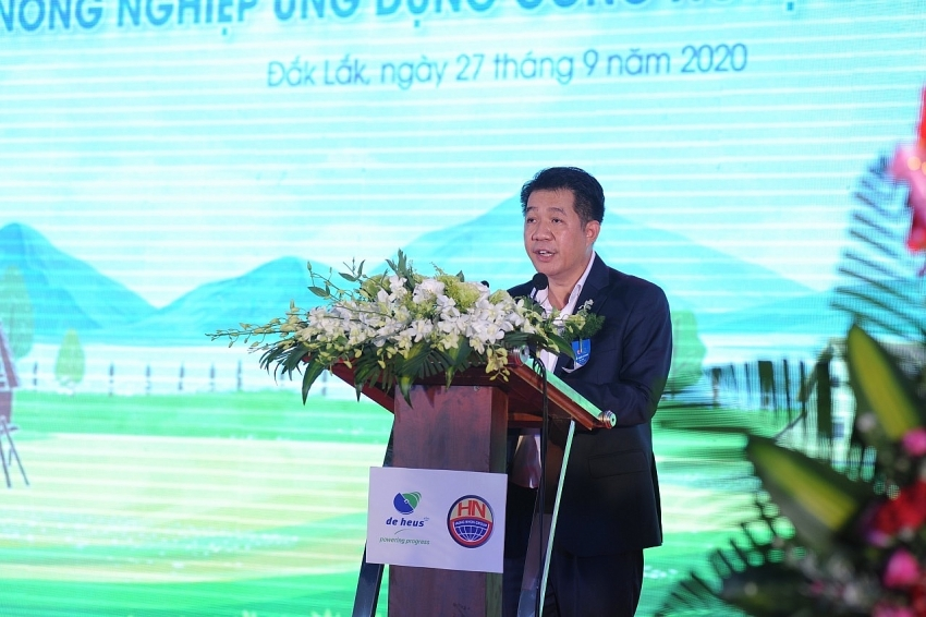 construction of 66 million hi tech agricultural complex kicked off in dak lak