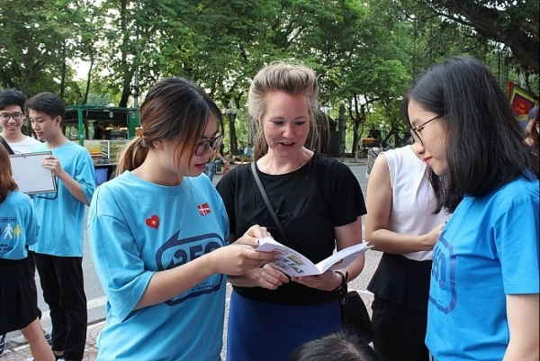 denmark supports vietnam in actions against food loss and waste