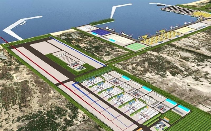 Korean consortium close to winning $4.8 billion Hai Lang LNG power plant