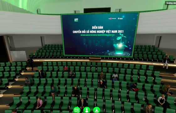 Agriculture digital transformation forum attracts 1,300 participants