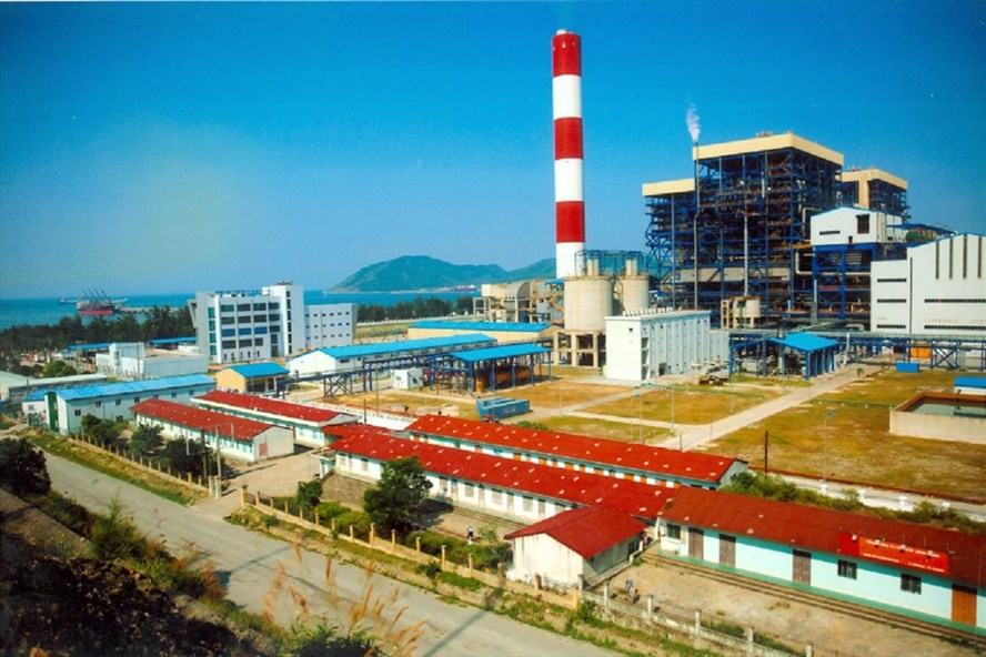 Vung Ang 1 power plant caught red handed
